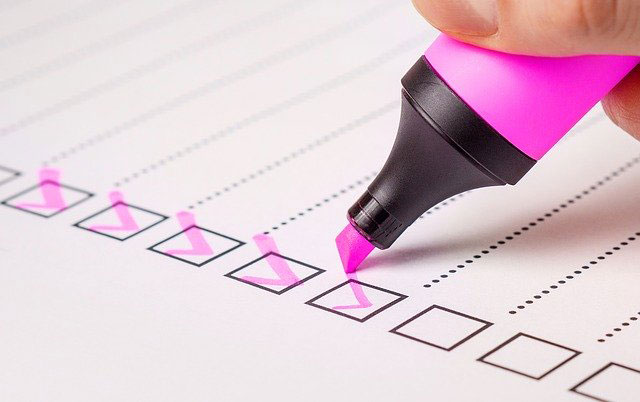 prepare association lists